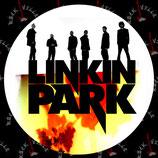 Наклейка Linkin Park 3