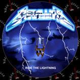 Наклейка Metallica 2