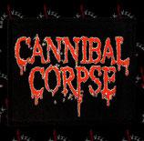 Нашивка катаная Cannibal Corpse