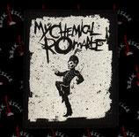 Нашивка катаная My Chemical Romance