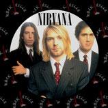 Значок Nirvana 19