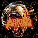 Значок большой Asking Alexandria 2