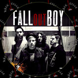 Наклейка Fall Out Boy 2