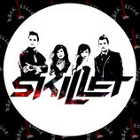 Наклейка Skillet 1
