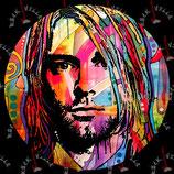 Наклейка Nirvana 5