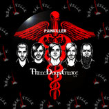 Значок Three Days Grace 6