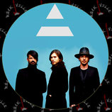 Наклейка 30 Seconds To Mars 1