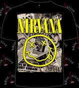 Футболка Nirvana 3