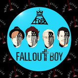 Значок Fall Out Boy 6
