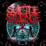 Значок большой Suicide Silence 2