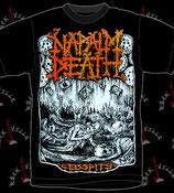 Футболка Napalm Death 2