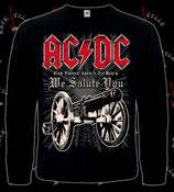 Футболка с длинным рукавом AC/DC