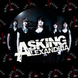Значок Asking Alexandria 4