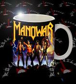 Кружка Manowar 1