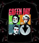 Футболка Green Day 2