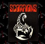 Нашивка Scorpions