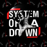 Значок System Of A Down 3