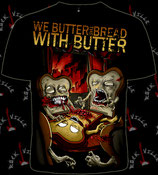 Футболка We Butter the Bread With Butter 1