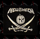 Нашивка Helloween
