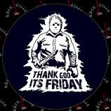 Наклейка Friday The 13th