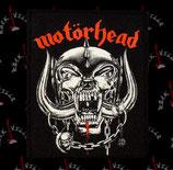 Нашивка катаная Motorhead 2