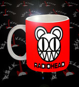 Кружка Radiohead 2