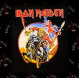 Нашивка катаная Iron Maiden