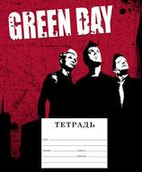 Тетрадь Green Day 1