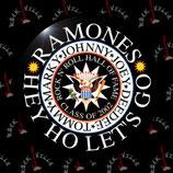 Значок Ramones 4