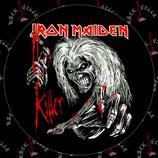 Наклейка Iron Maiden 1