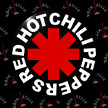 Значок Red Hot Chili Peppers 2