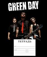 Тетрадь Green Day 2
