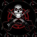 Наклейка Skull 5