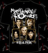 Футболка My Chemical Romance 2