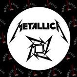 Значок Metallica 3