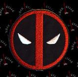 Термонашивка Deadpool