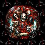 Значок Slipknot 5