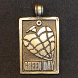 Подвеска Green Day 3