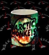 Кружка Arctic Monkeys 4