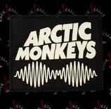 Нашивка катаная Arctic Monkeys