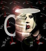 Кружка Marilyn Manson 2