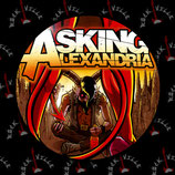 Значок Asking Alexandria 3