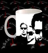 Кружка Depeche Mode 3