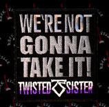 Нашивка Twisted Sister