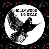 Значок Hollywood Undead 16