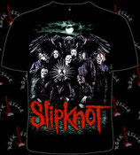 Футболка Slipknot 1