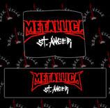 Напульсник Metallica 3