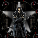 Наклейка Death 3
