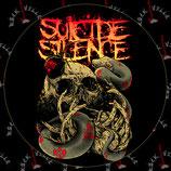 Наклейка Suicide Silence 2