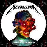 Наклейка Metallica 1
